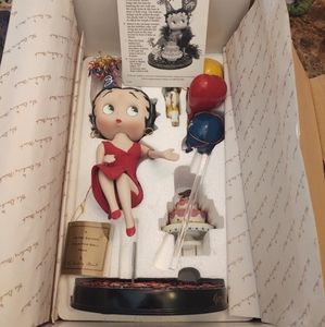 Danbury Mint Betty Boop 75th Anniversary Doll